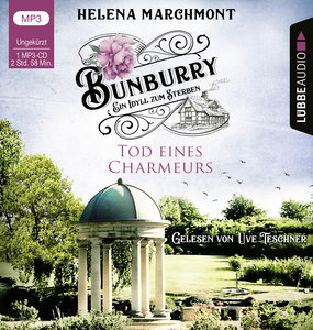 Bunburry - Tod eines Charmeurs, 1 Audio-CD, MP3 Format