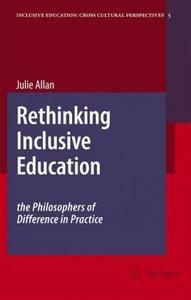 Rethinking Inclusive Education