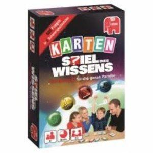 Spiel des Wissens, Kartenspiel