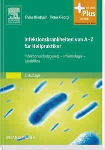 Infektionskrankheiten von A-Z für Heilpraktiker