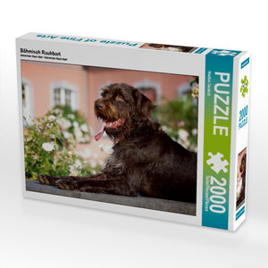 Böhmisch Rauhbart 2000 Teile Puzzle quer