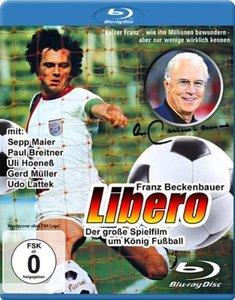 Libero - Der Spielfilm über König Fußball mit Franz Beckenbauer