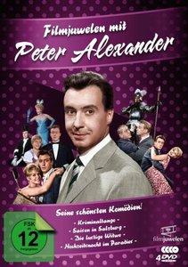 Filmjuwelen mit Peter Alexande