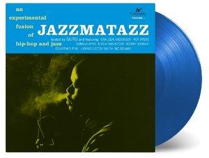 Jazzmatazz (ltd blaues Vinyl)