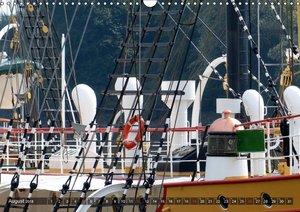 Schulschiff Deutschland in Bremen-Vegesack