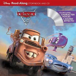 Disney Cars 2. Read-Along Storybook and CD
