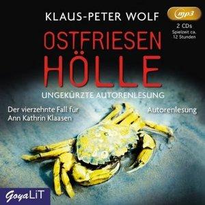 Ostfriesenhölle (ungekürzt), 2 Audio-CD