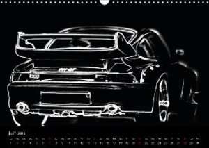 911 Lignes (Calendrier mural 2015 DIN A3 horizontal)