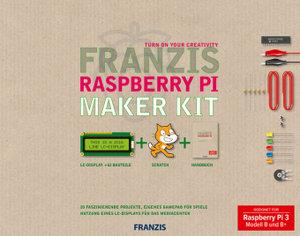 Franzis Raspberry Pi Maker Kit - Gültig für alle Modelle (A, B,