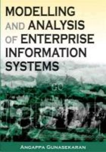 Modeling and Analysis of Enterprise Information Systems