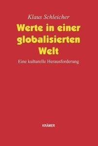 Werte in einer globalisierten Welt