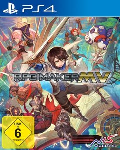 RPG Maker MV (PlayStation PS4)