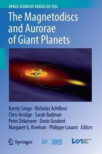 Giant Planet Magnetodiscs and Aurorae