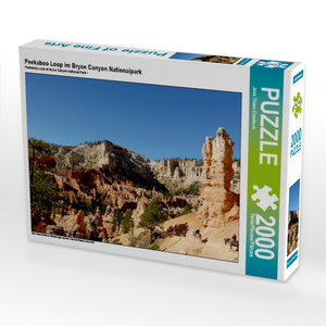 Peekaboo Loop im Bryce Canyon Nationalpark 2000 Teile Puzzle que