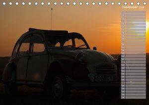 Kultautomobil Ente Citroën 2CV