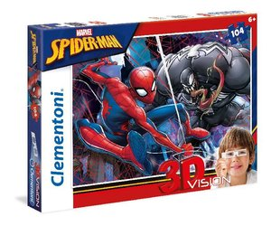 3D Puzzle Spiderman (Kinderpuzzle)