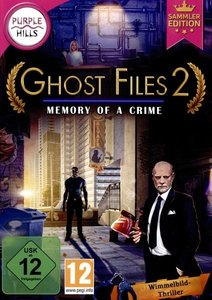 Ghost Files, Memory of a Crime, 1 DVD-ROM (Sammleredition)