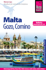 Reise Know-How Reiseführer Malta, Gozo, Comino