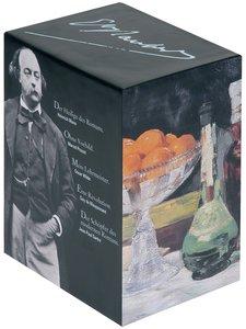 Flaubert, Werke in 8 Bänden