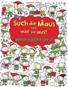 Such die Maus und mal sie aus! Zur Weihnachtszeit