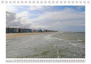 Unterwegs in Flandern (Tischkalender 2019 DIN A5 quer)