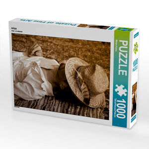 relax 1000 Teile Puzzle quer