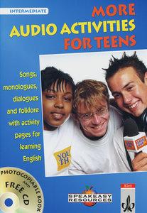 More Audio Activities for Teens. Intermediate. Mit CD