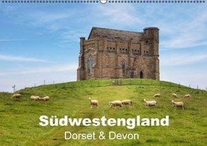 Südwestengland - Dorset & Devon (Wandkalender 2016 DIN A2 quer)