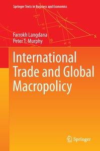 International Trade and Global Macropolicy
