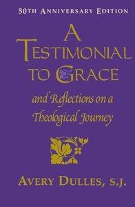 A Testimonial to Grace