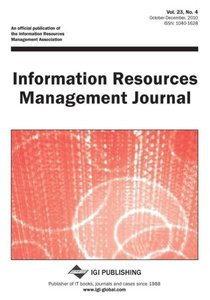 Information Resources Management Journal (Vol. 23, No. 4)