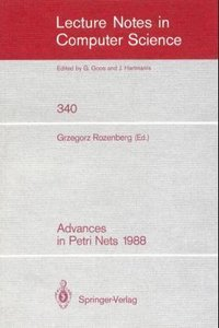 Advances in Petri Nets 1988