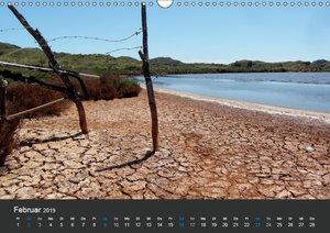 Menorcas unberührte Natur (Wandkalender 2019 DIN A3 quer)