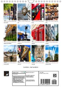 London, mal anders