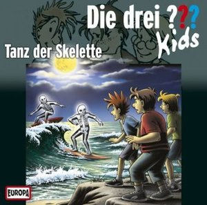 Die drei ??? Kids 48: Tanz der Skelette (drei Fragezeichen)