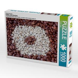 Ein Motiv aus dem Kalender Kaffee (CH-Version) 1000 Teile Puzzle