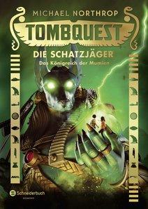Tombquest - Die Schatzjäger, Band 05