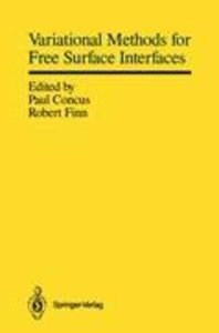 Variational Methods for Free Surface Interfaces