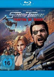 Starship Troopers: Traitor of Mars, 1 Blu-ray