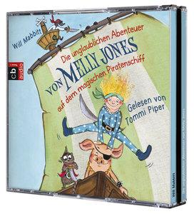 Melly Jones Auf Dem Magischen Piratenschiff