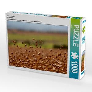 Ein Motiv aus dem Kalender Erntezeit 1000 Teile Puzzle quer