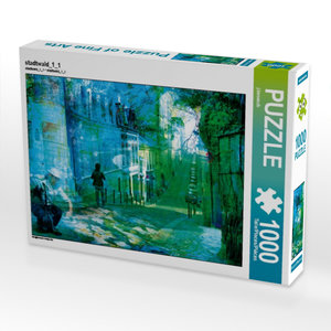 stadtwald_1_1 1000 Teile Puzzle quer