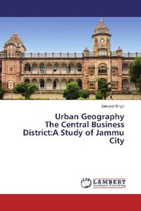 Urban Geography The Central Business District:A Study of Jammu C
