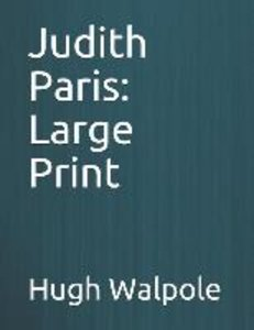 Judith Paris: Large Print