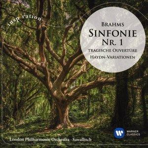 Sinfonie 1/Haydn-Variationen/Tragische Ouvertür