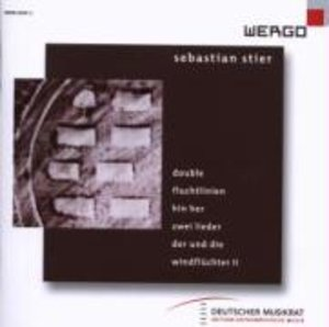 Double/Fluchtlinien/hin her/Zwei Lieder/de
