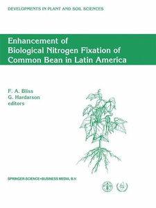 Enhancement of Biological Nitrogen Fixation of Common Bean in La