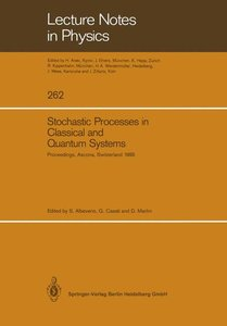 Stochastic Processes in Classical and Quantum Systems