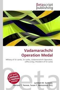 Vadamarachchi Operation Medal