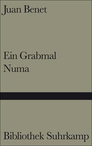 Ein Grabmal/Numa (Eine Sage)